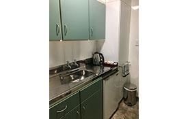 full kitchen facilities