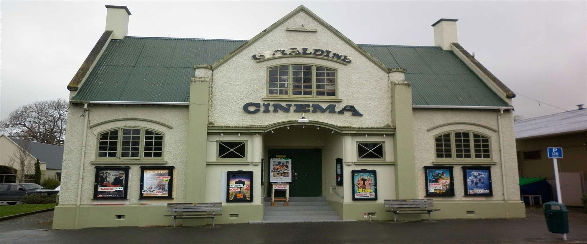 geraldine cinema