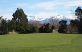 Geraldine District Golf Club