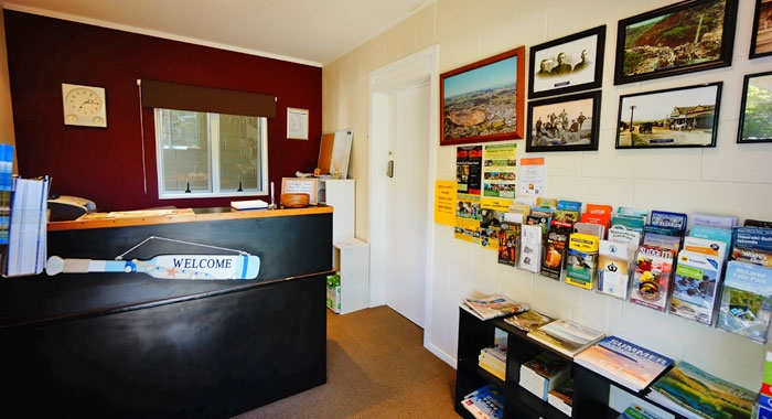centrally located Waihi motel