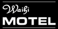 Waihi Motel Logo