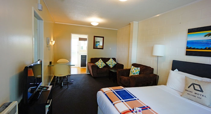 motel units ideal for families, couples and business travellers