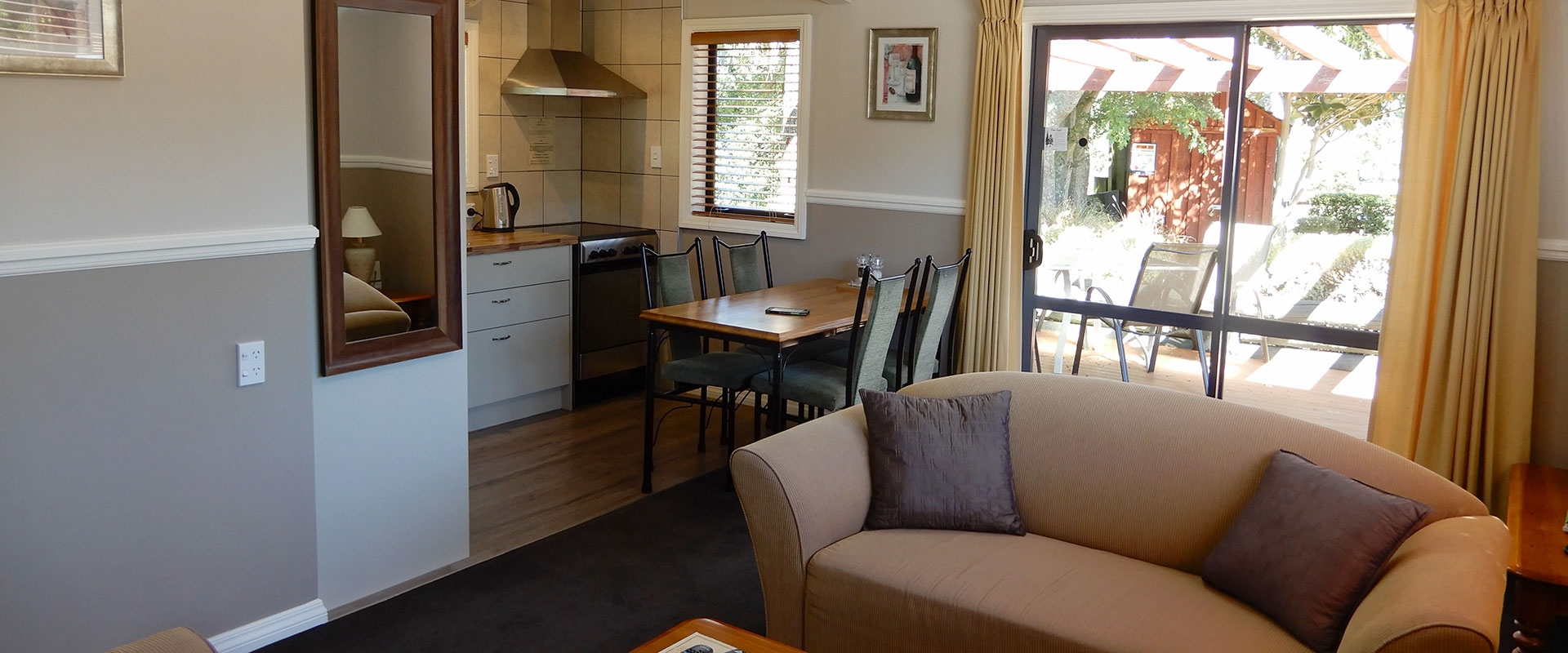 hanmer springs accommodation