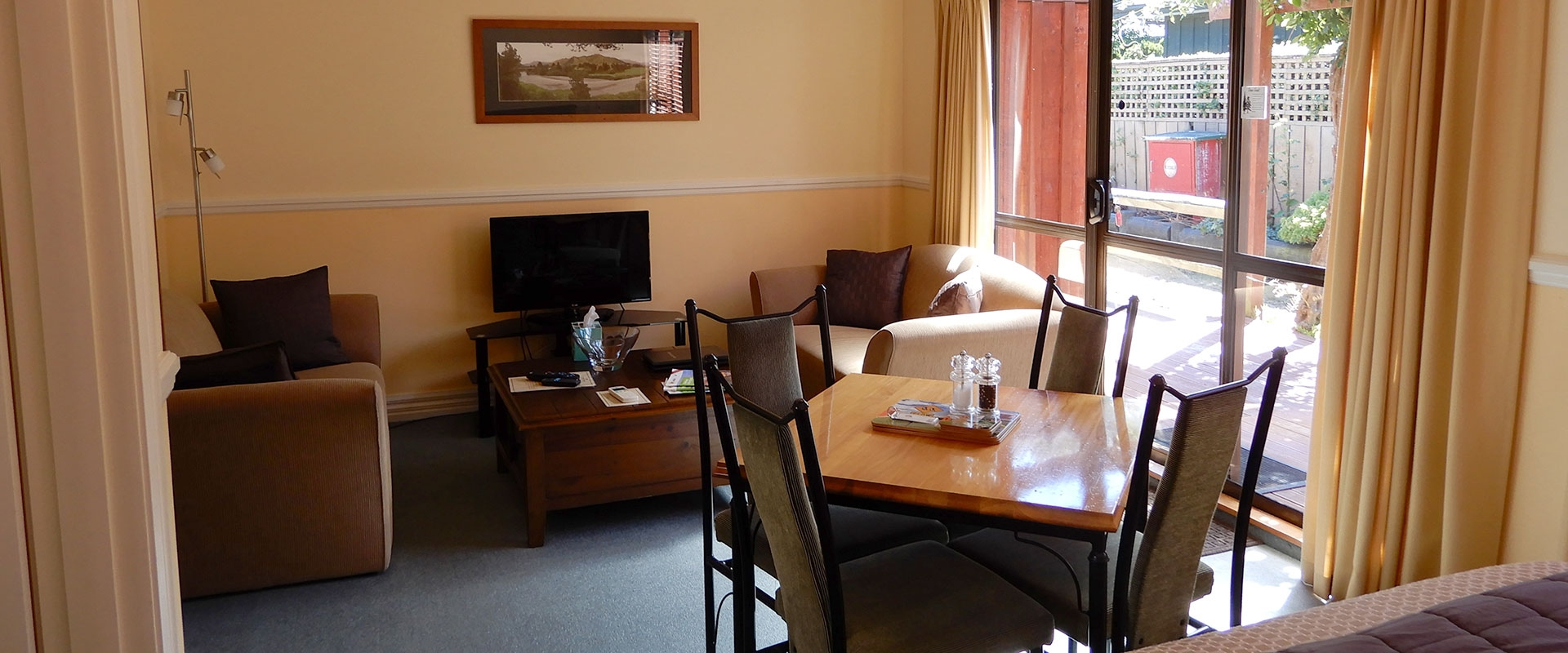 comfortable hanmer springs accommodation