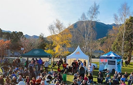 hanmer springs events