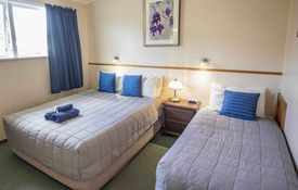 standard fully self-contained 1-bedroom unit