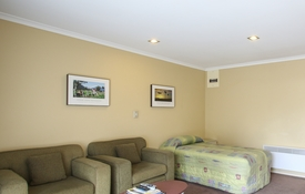 lounge of 1-Bedroom Access Unit