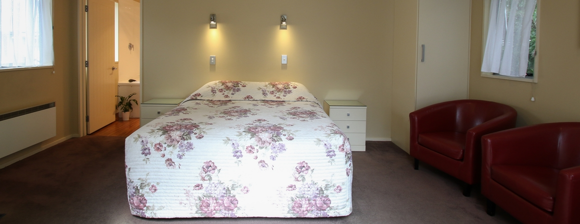 spacious and comfortable 1-Bedroom unit