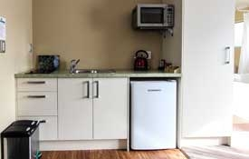 kitchen facilities available in Access Unit