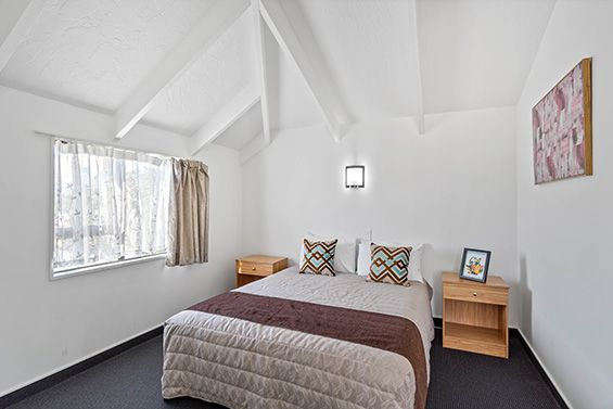 family apartment bedroom