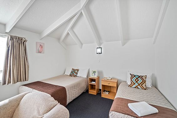 family apartment single beds