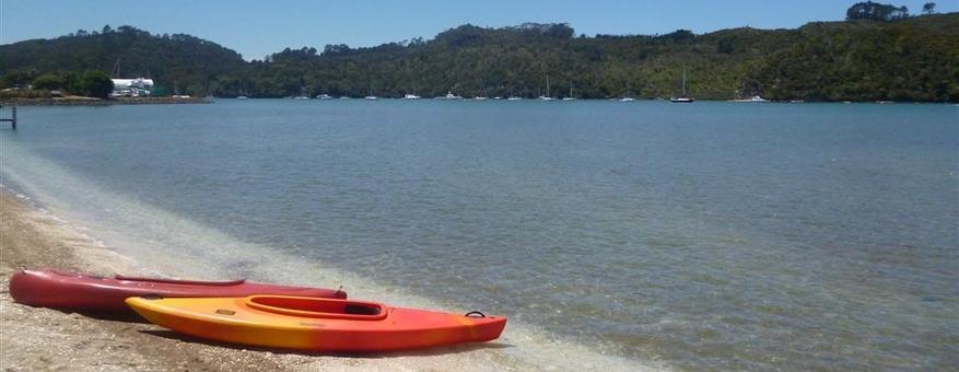Harbourside Holiday Park, Whitianga, New Zealand