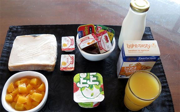 Continental breakfasts available