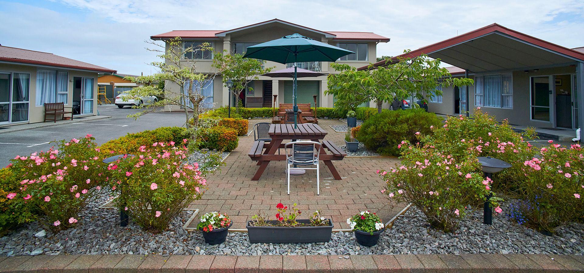 Greymouth accommodation