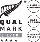 Qualmark 4-Star Silver