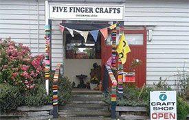 Five Finger Crafts