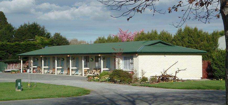 Lumsden Motel