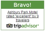 Ashbury Park Motel award