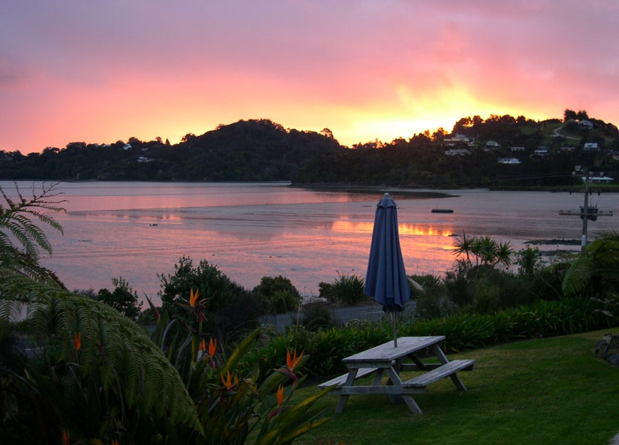 Coromandel harbour motel