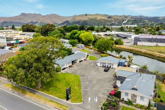 accommodation near Christchurch city