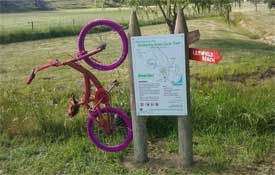 Amberley Area Cycle Trail