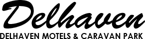 Delhaven Motels & Caravan Park Logo