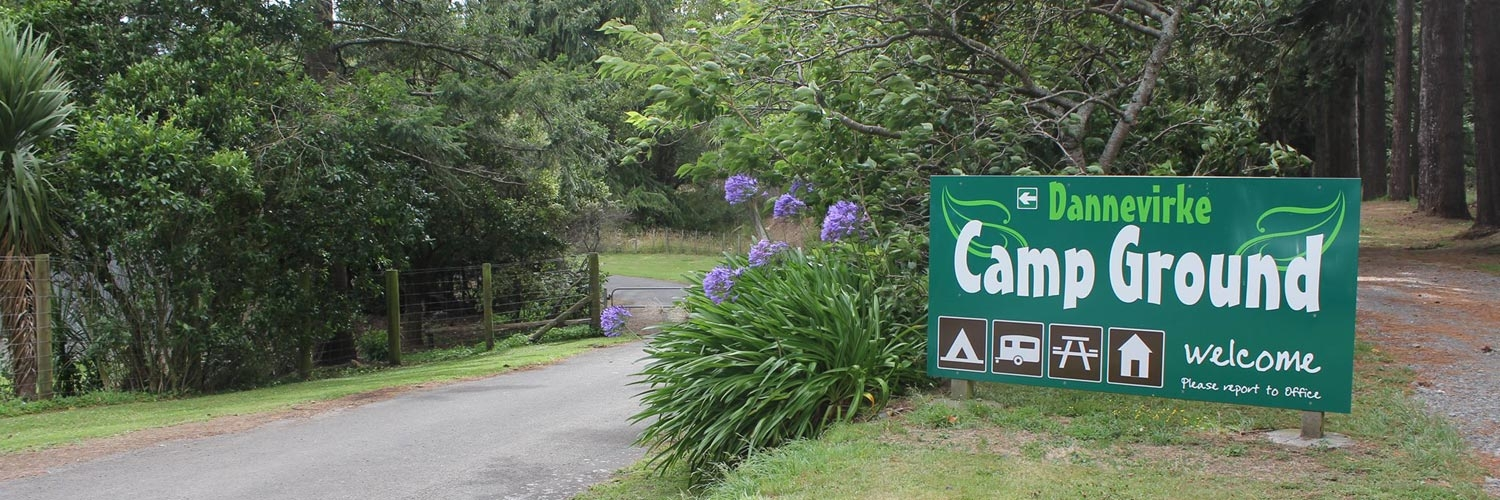 Dannevirke camp ground