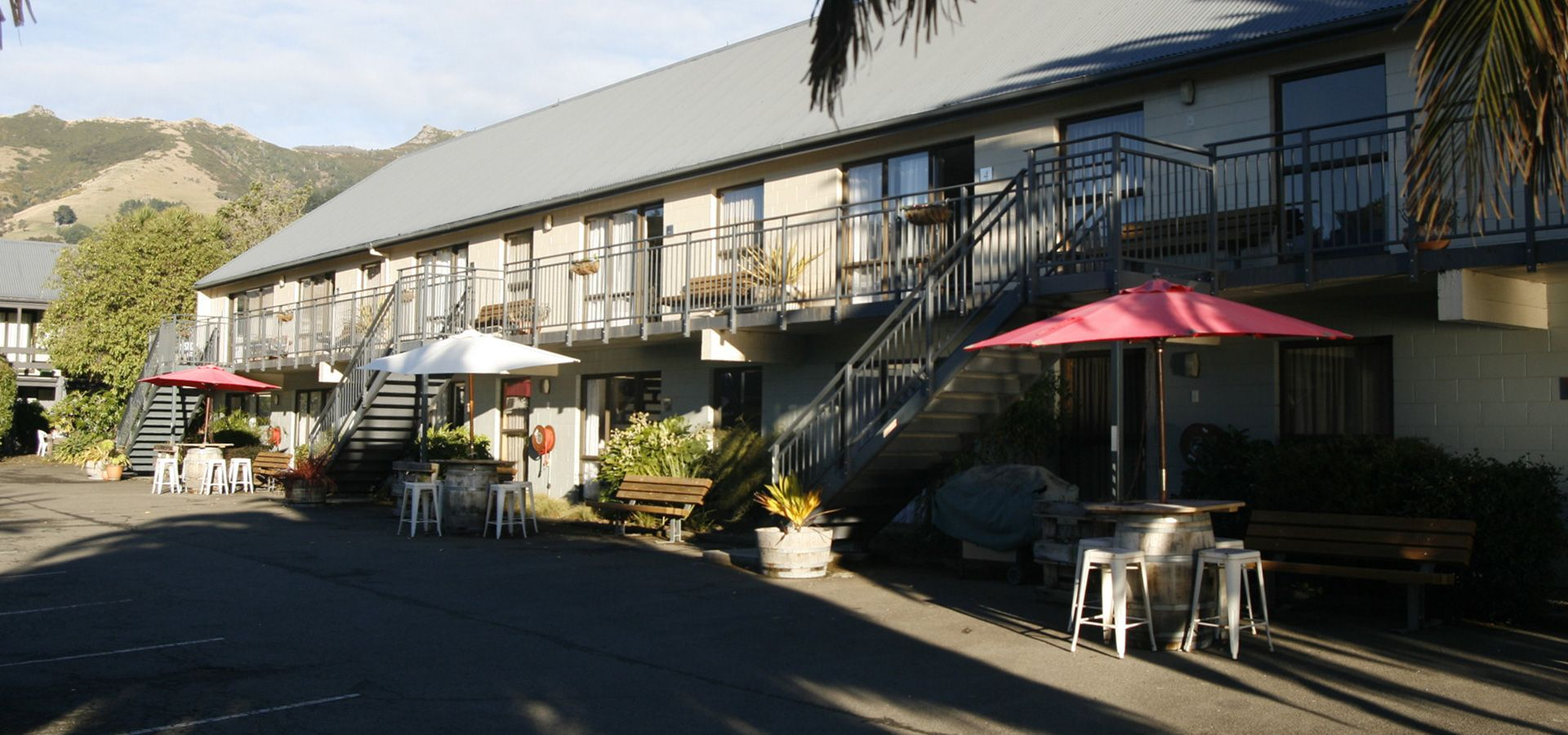 Akaroa motel