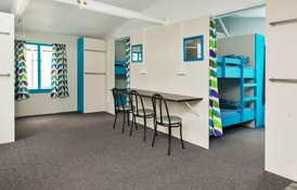 Backpackers Dormitory 4 beds