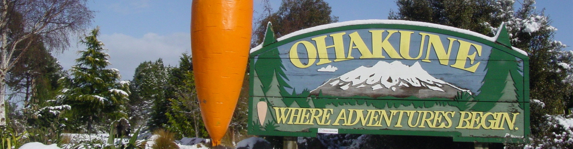 accommodation in central Ohakune