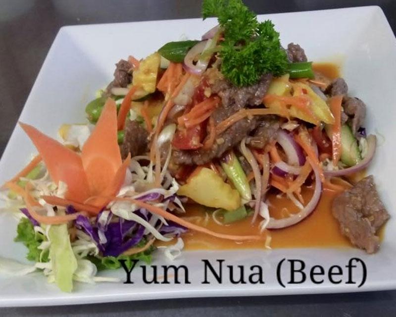 Yum Nua Beef