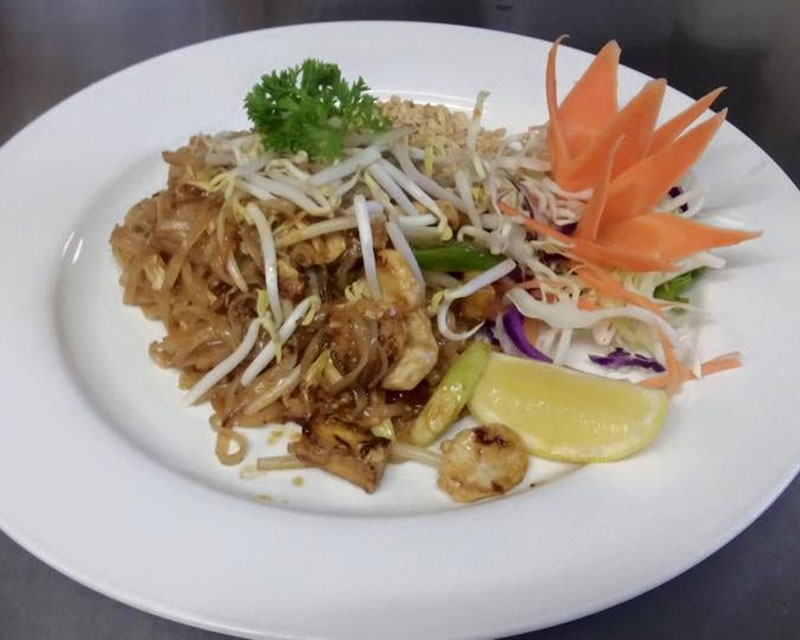 authentic Thai cuisine