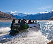 jet-boating in wanaka