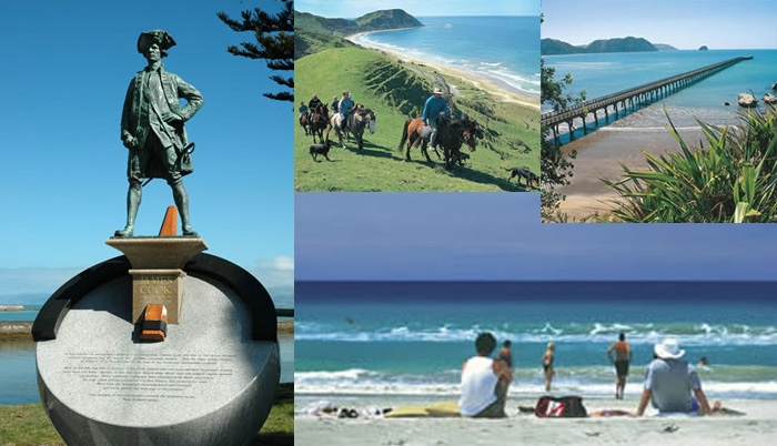 things to see and do in Gisborne