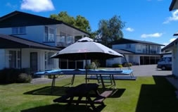 motel location - close to Christchurch airport