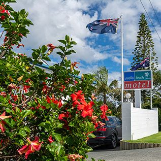 Snells Beach Motel accommodation
