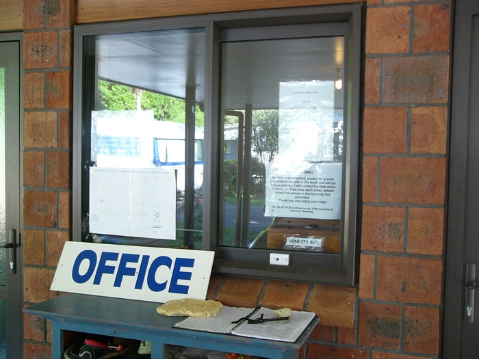 self-service access for guests arriving outside normal office hours