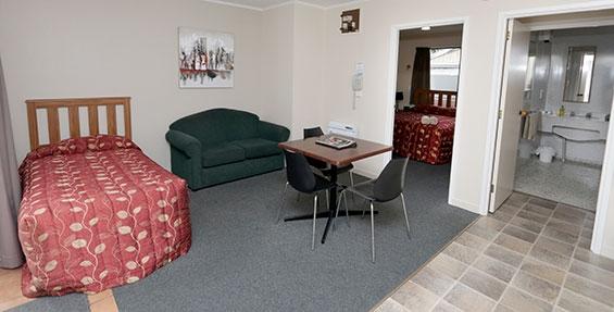 access 1-bedroom unit
