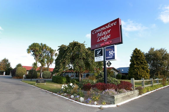 handy location - close to everything what Ashburton has to offer