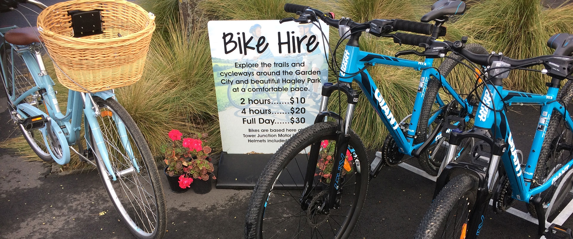 hire bike from us