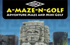 A-Maze-N-Golf