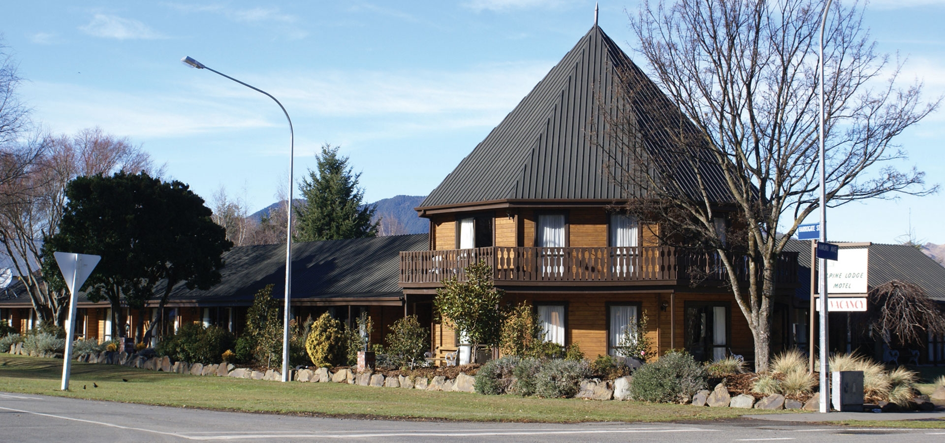 Hanmer Springs quiet and peaceful motel