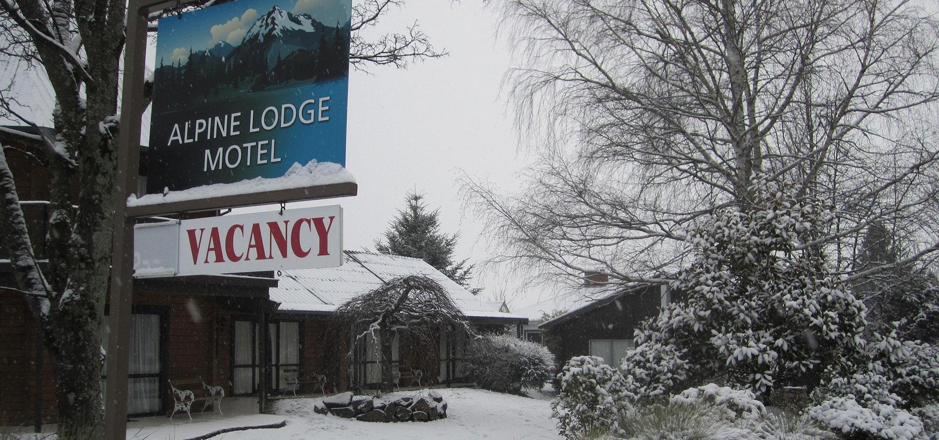 Alpine Lodge Motel