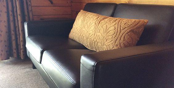 Superior King Suite sofa