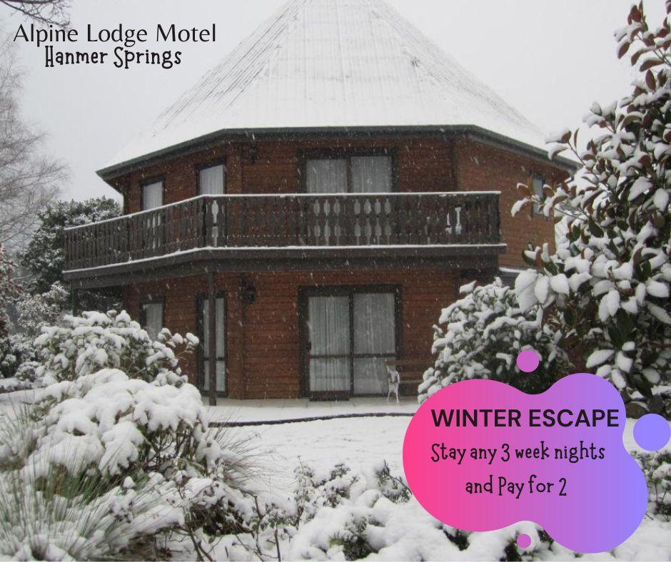 Winter Escape Deal