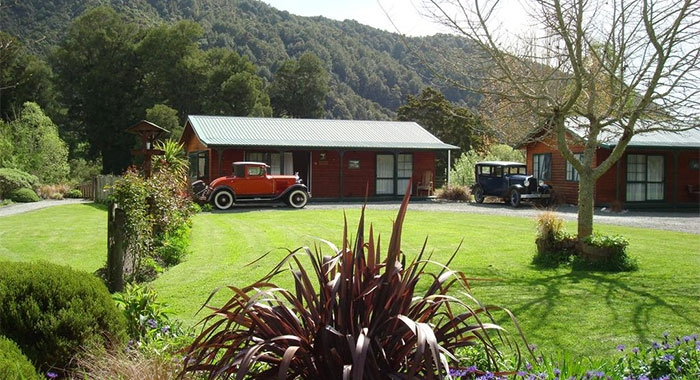Murchison accommodation