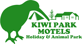 Kiwi Park Motels Holiday & Animal Park Logo