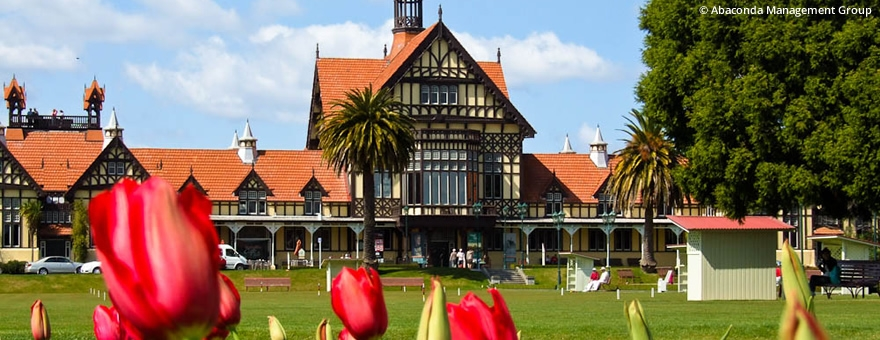where to eat delicious food in Rotorua