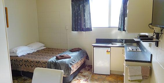 tourist cabin bed
