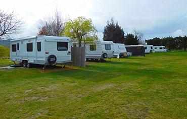 Tent and Caravan Sites